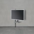 Das Modell Solution Art 121 ist ein TV Wandhalter für kleine Räume.
