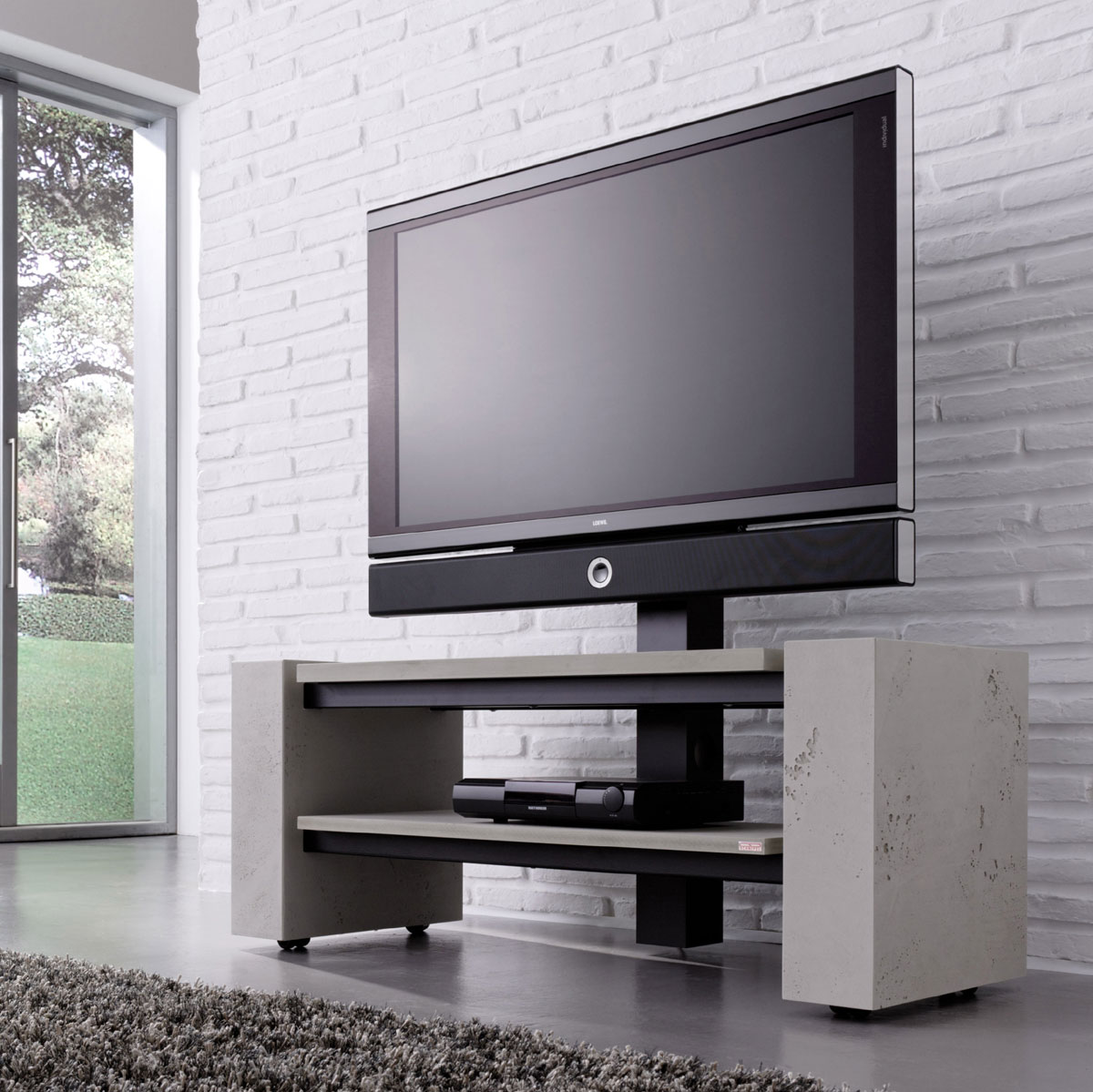 hifi racks archive tv m bel und hifi m bel guide. Black Bedroom Furniture Sets. Home Design Ideas