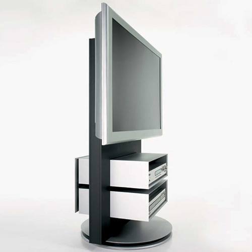 tv rack drehbar 360 bestseller shop f r m bel und einrichtungen. Black Bedroom Furniture Sets. Home Design Ideas