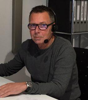 Gründer der Firma audio objekte Uwe Polch.