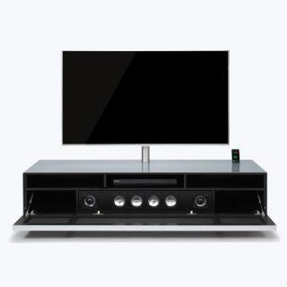 Das Modell Scala von Spectral ist ein Hifi TV Möbel mit Soundbarintegration und TV Drehhalterung. Wir beraten Sie gerne telefonisch dazu.