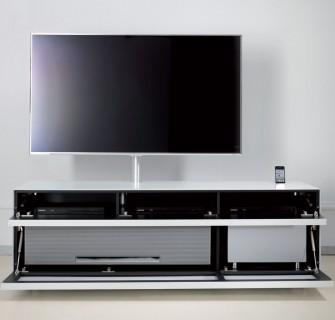 Spectral Scala das TV Hifi Möbel wo alle ihre Audiogeräte und ihr Fernseher ihren Platz finden.