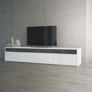 Media Möbel MK2 machts möglich zwei in einem für Hifi und TV.