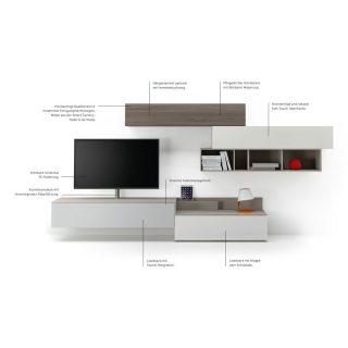 Die Weltneuheit von Spectral im Audio TV Möbel bereich heisst, NEXT. Mit Hilfe unserer Fachberatung online konfigurieren.