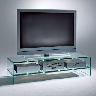 Stabiles Glas TV Hifi Möbel online bestellen mit telefonischer Fachberatung.
