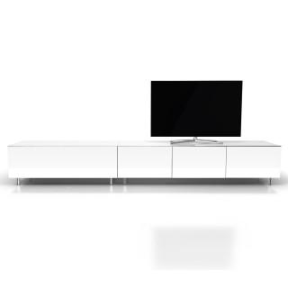 Kombinationsmöglichkeiten an TV-Lowboards von Jsut Racks.