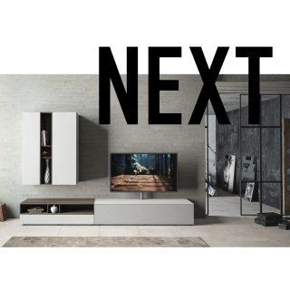 Lowboard Next Spectral die Neuheit unter den Hifi TV Möbel. Von A-Z selbst konfigurieren dank genialen Baukastensystem auf hohem Niveau mit telefonischer Beratung zum perfekten Möbel.