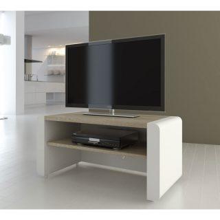 Günstige offene TV Lowboards. Modell Elf-120, ELF-120: 120,0x42,5x42,0 cm (BxHxT) von Schnepel.