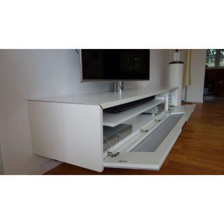 Neu! Wählen Sie jetzt in ihrer Wunsch RAL-Farbe ein TV Lowboard von Schnepel. Modell LB1-Sound.