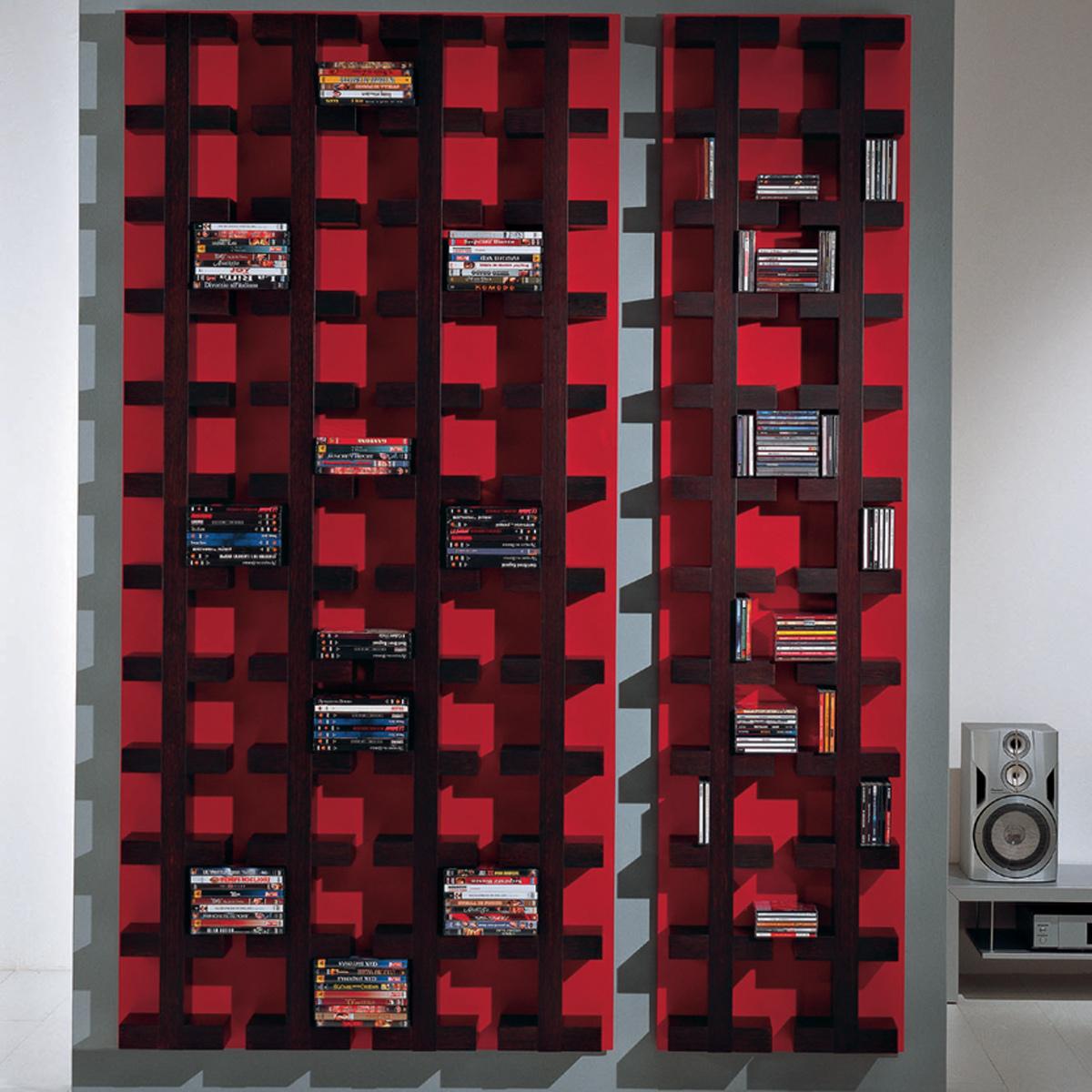 cd dvd regale und aufbewahrung bei hifi tv seite 5. Black Bedroom Furniture Sets. Home Design Ideas