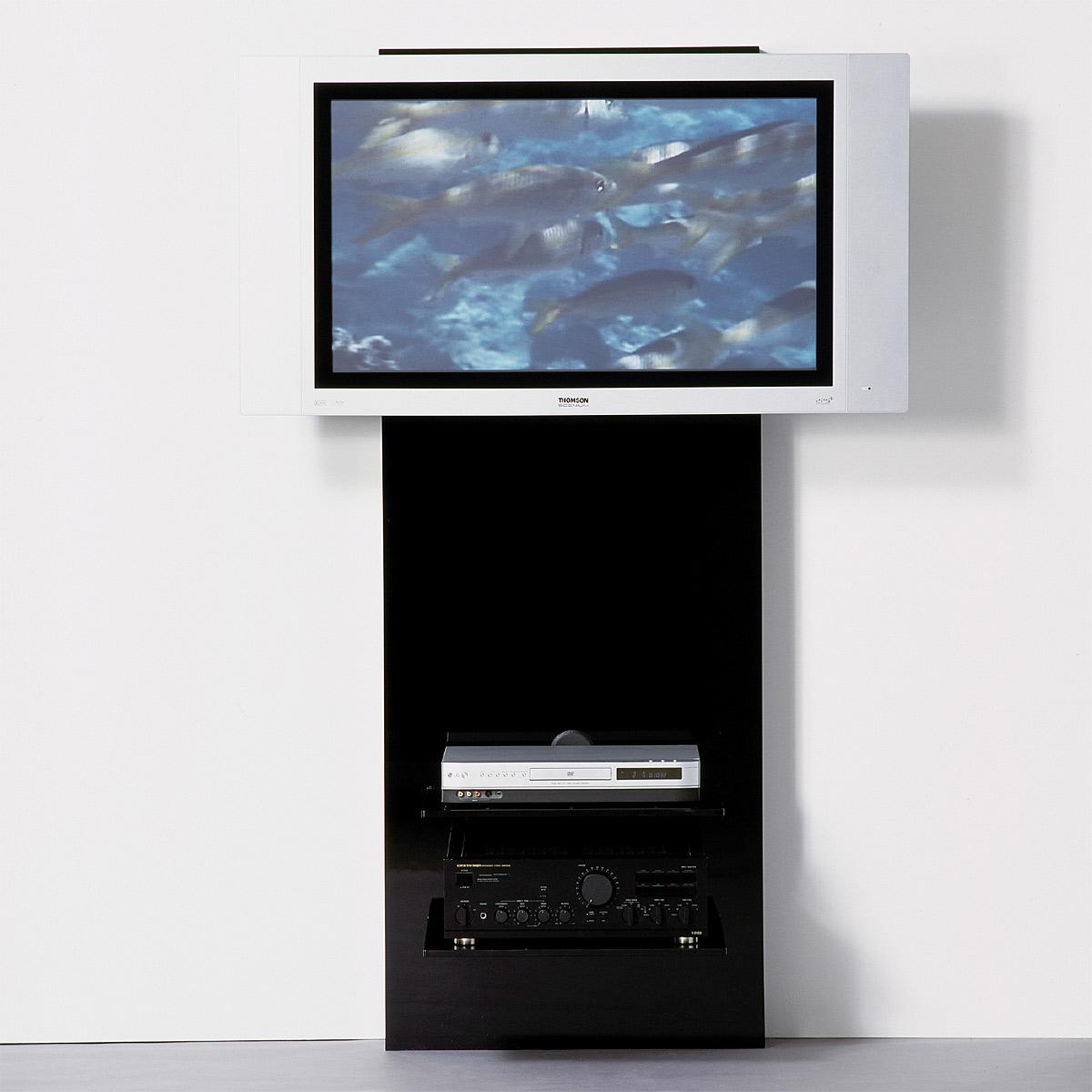 re lcd wandmontage. Black Bedroom Furniture Sets. Home Design Ideas