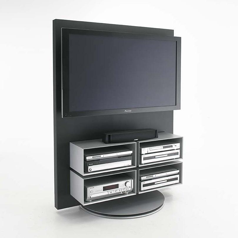 luke furniture fx 04 drehbares multimediaregal bei hifi tv. Black Bedroom Furniture Sets. Home Design Ideas