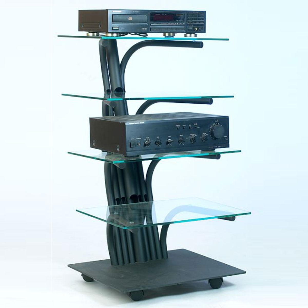 high end audio racks rack selfmade 2 marantz rack selbstbau selfmade hifi mbel phonombel hifi. Black Bedroom Furniture Sets. Home Design Ideas