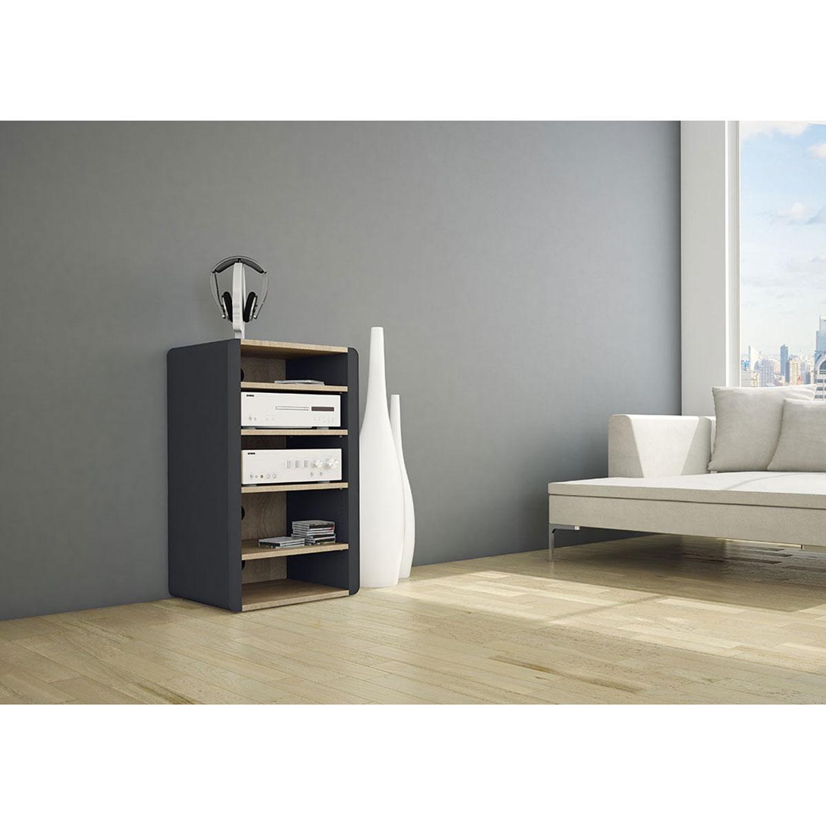 hifi m bel phonom bel hifi racks hifi regale audio. Black Bedroom Furniture Sets. Home Design Ideas