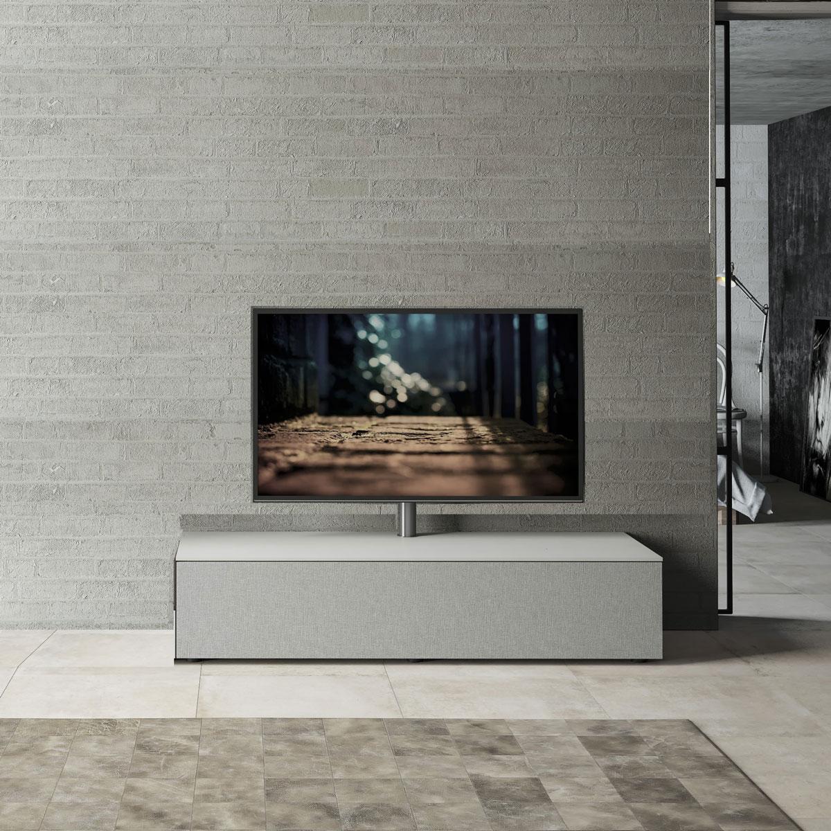 Ein modulares TV Lowboard. Verschiedene Ausführungen. Das Möbel wird nach ihren Bedürfnisse gefertigt. Serie Next von Spectral.