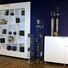 druckansicht heso lambda tower i und ii cd regal aus. Black Bedroom Furniture Sets. Home Design Ideas