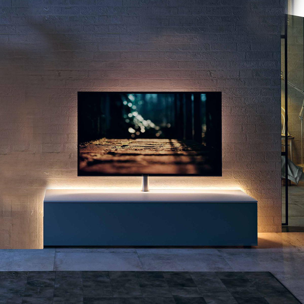 Neu:Spectral-next-smart-light-hifi-tv-möbel