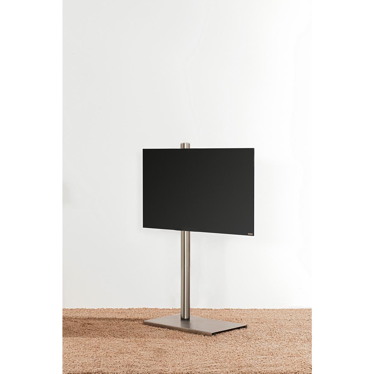 Column art 118-TV Ständer-rollbar-schwenkbar-Wissmann-Raumobjekte