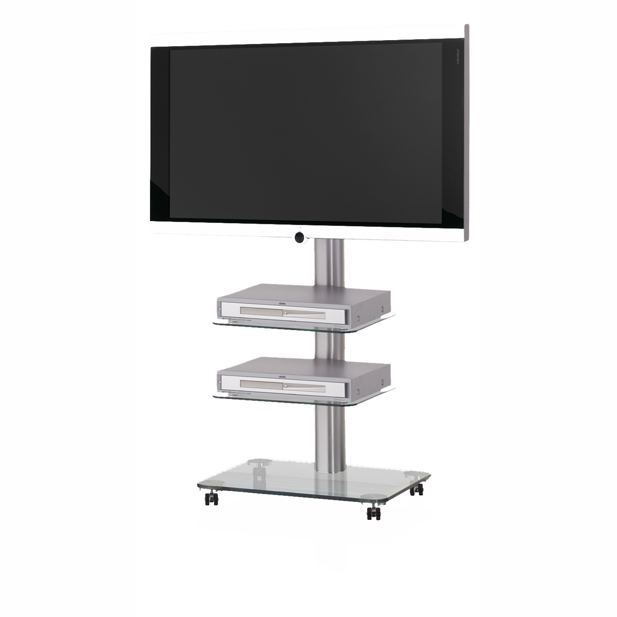 glas tv hot sale hot bending glass unique tv stand std. Black Bedroom Furniture Sets. Home Design Ideas