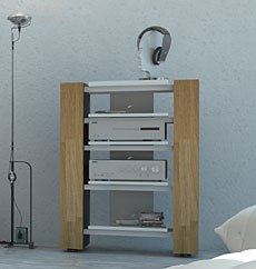 schnepel x line x hifi rack bei hifi tv. Black Bedroom Furniture Sets. Home Design Ideas