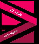 20 Jahre audio objekte M�nchen